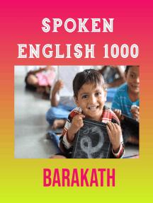 Spoken English 1000