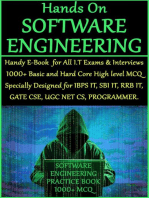 Hands on Software Engineering 1000+ MCQ Test Series