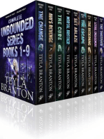 Complete Unbounded Series Books 1-9