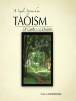 A Simple Approach to Taoism: Of Gods and Deities
