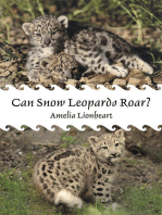 Can Snow Leopards Roar?