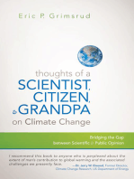 Thoughts of a Scientist, Citizen, and Grandpa on Climate Change