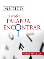 Médico Español Palabra Encontrar: ( Spanish Medical Word Find )