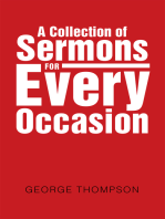 A Collection of Sermons for Every Occasion