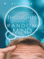 Thoughts from a Random Mind