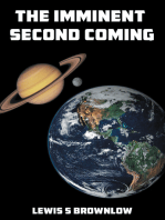 The Imminent Second Coming