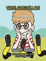 Three Caterpillars and a Lost Toy