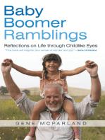 Baby Boomer Ramblings