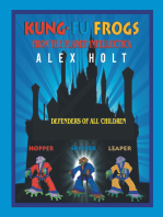 Kung-Fu Frogs