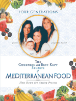 The Goodness and Best-Kept Secrets of Mediterranean Food