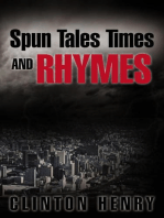 Spun Tales Times and Rhymes