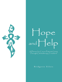 Hope and Help: A Planner for Cancer Patients Going Through Chemotherapy Treatment