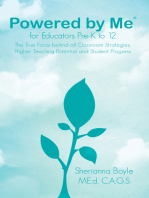 Powered by Me® for Educators Pre-K to 12