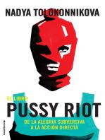 El libro Pussy Riot