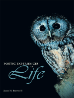 Poetic Experiences of Life