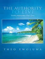 The Authority to Live