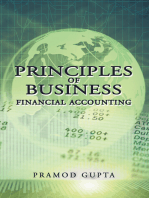 Principles of Business Financial Accounting