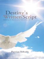 Destiny's Written Script