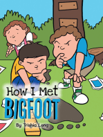 How I Met Bigfoot