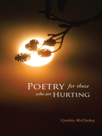 Poetry for Those Who Are Hurting