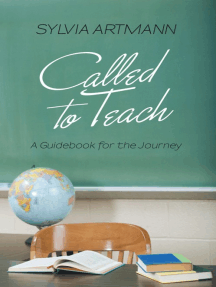 Called to Teach: A Guidebook for the Journey