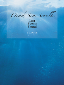 Dead Sea Scrolls: Lost Poems Found