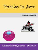 Puzzles in Java