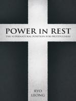 Power in Rest