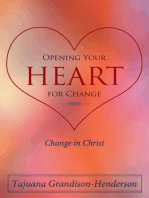 Opening Your Heart for Change