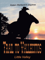 Trail to Vallecitos