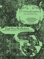 Fantasy Kingdom School of Wizardry the Prominencius & Primordial