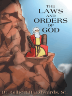 The Laws and Orders of God