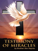 Testimony of Miracles
