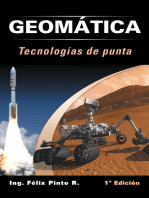 Geomática Tecnologías De Punta: 1ª  Edición