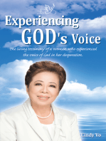 Experiencing God'S Voice