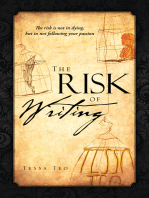 The Risk of Writing