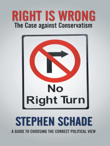 Right Is Wrong: The Case Against Conservatism