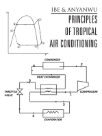Principles of Tropical Air Conditioning