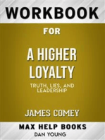 Workbook for A Higher Loyalty