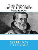 The Parable of the Wicked Mammon