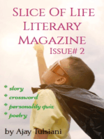 Slice Of Life Literary Magazine (Issue 2)
