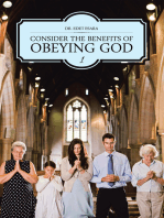 Consider the Benefits of Obeying God