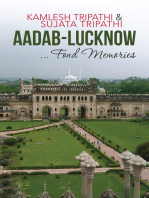 Aadab-Lucknow … Fond Memories