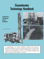 Groundwater Technology Handbook