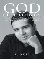 God of No Religion