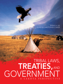 Tribal Laws, Treaties, and Government: A Lakota Perspective
