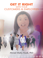 Get It Right with Your Customers and Employees