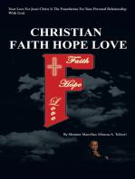 Christian Faith Hope Love