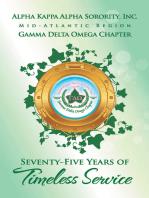 Alpha Kappa Alpha Sorority, Inc. Gamma Delta Omega Chapter