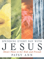 Spending Every Day with Jesus